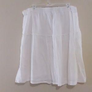 Old Navy Skirts - Old Navy White Skirt.